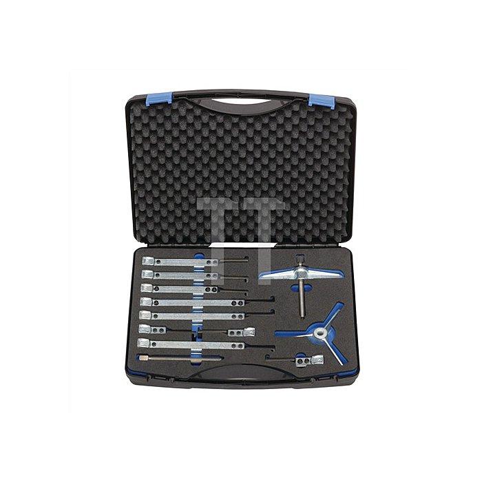 Abzieher-Set Spann-T.150/220/300mm Spann-W.200mm 10tlg. 3armig
