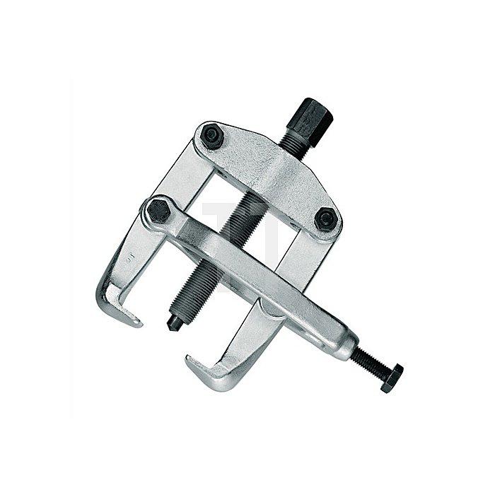 Abzieher Spann-T.140mm Spann-W.150mm einseitig verwendbare Haken