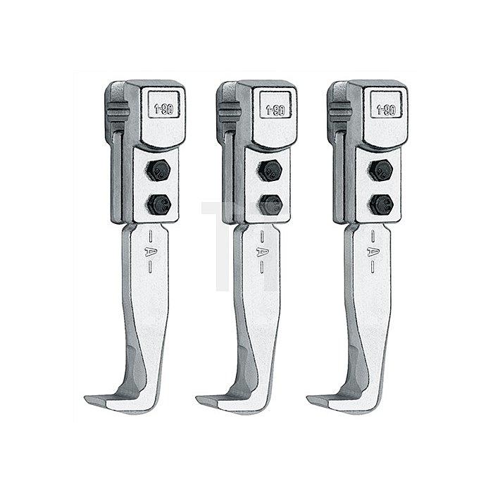 Abzugarm, Spanntiefe max. 150mm, Spannweite 160-200mm, passend für Abzieher 4157