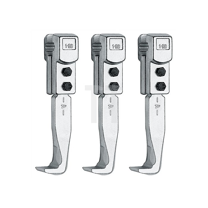 Abzugarm, Spanntiefe max. 200mm, Spannweite 90-120mm, passend für Abzieher 41573