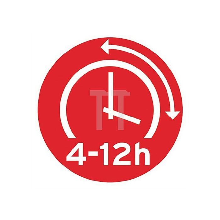 Akkuarbeitsleuchte 36 +1 LED 90/24 Lm NI-MH Akku 230 + 12 Volt Ladegerät