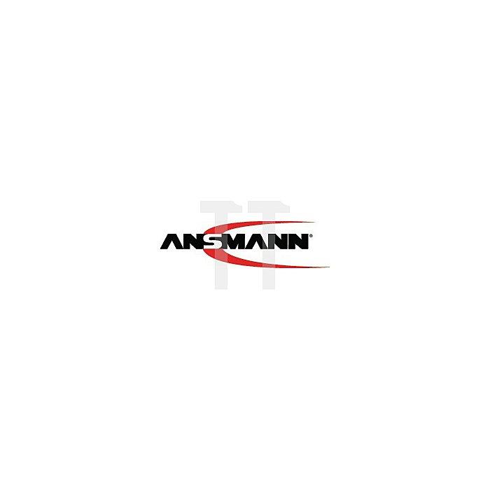 Akkuladegerät AAA/AA f.2/4 Akkus o.1 9V-Block ANSMANN LCD-Display