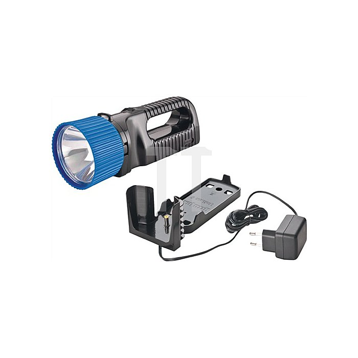 Akkuleuchte UniLux 5 LED Leucht-W.1000m blau Acculux
