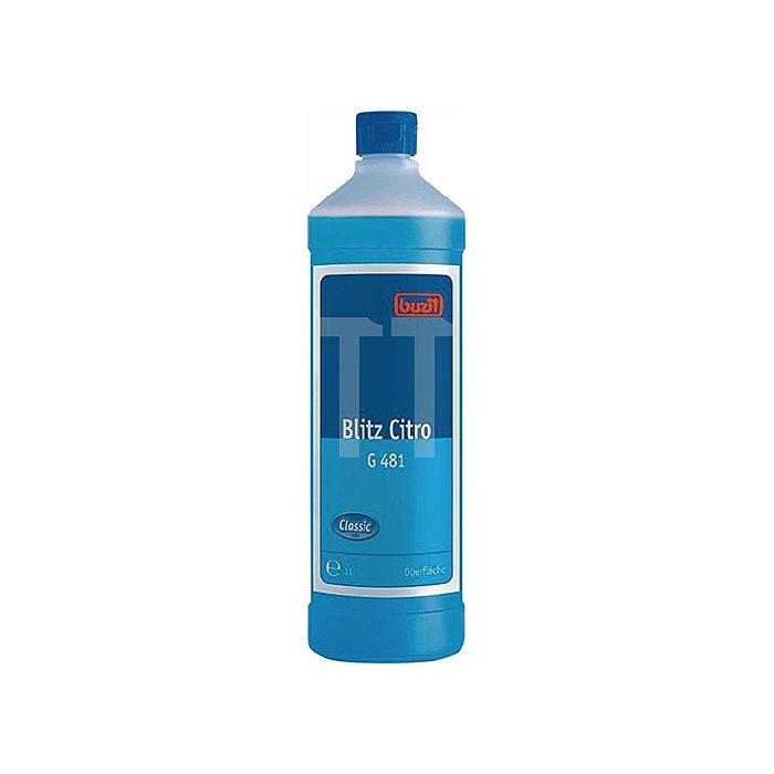 Alkoholreiniger 1l/Flasche schnelltrocknend streifenfrei