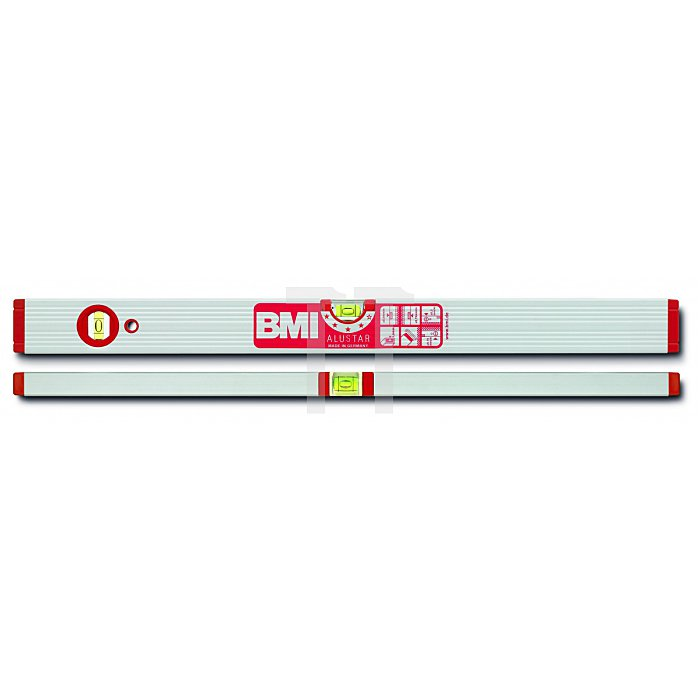 BMI Alu Wasserwaage Alustar 45 cm 691045