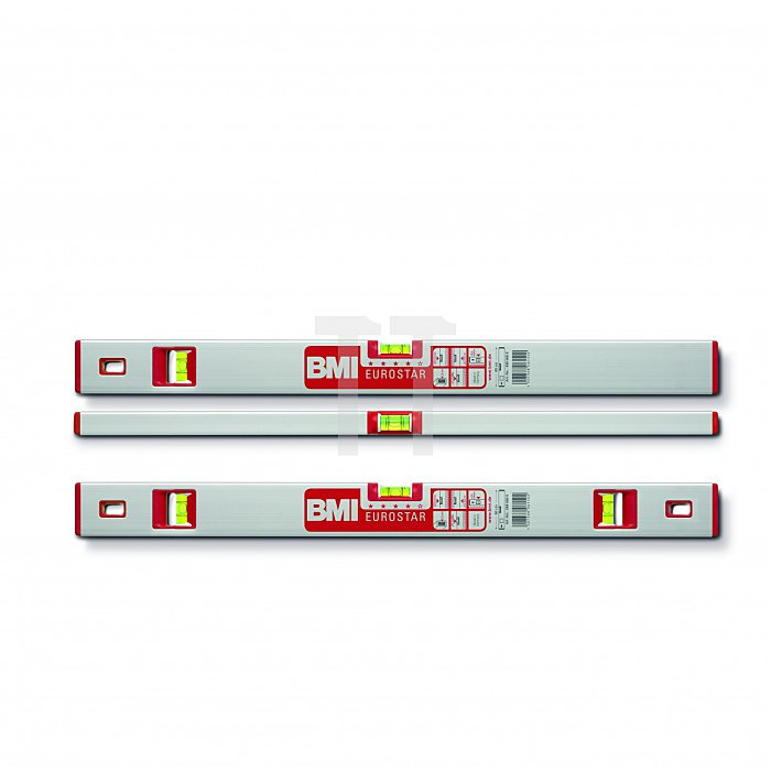 BMI Alu Wasserwaage Eurostar 40 cm, Magn. 690040EM