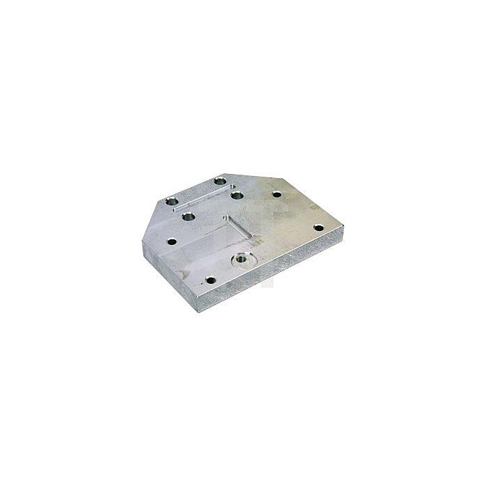 Anbauplatte für E-Motor Typ I