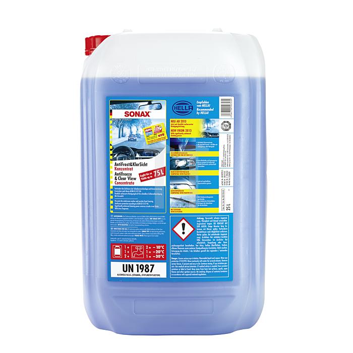 AntiFrost & KlarSicht Konzentrat 25 Liter