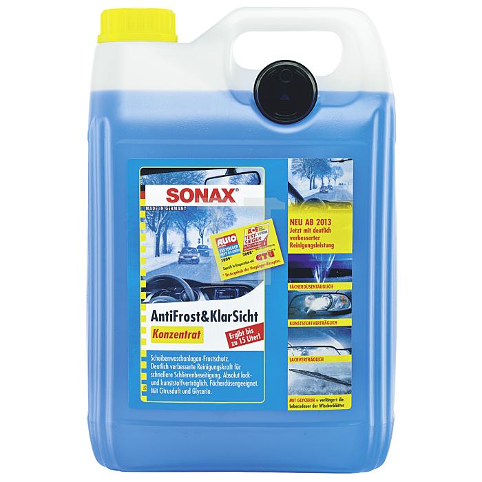 AntiFrost & KlarSicht Konzentrat 5 Liter