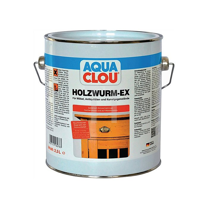 AQUA CLOU Holzwurm-Ex 2,5L.