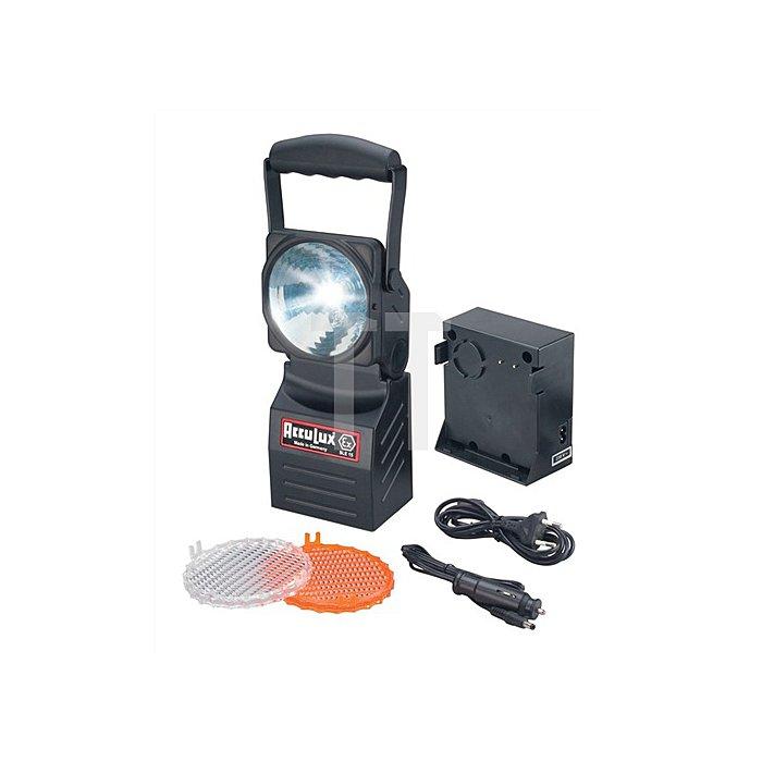 Arbeits-/Notstromleuchte EX SLE 15 Set 230V/12/24V ACCULUX Leucht-W.200m
