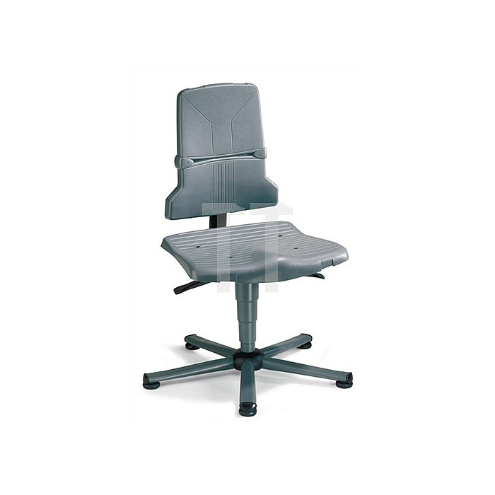 Arbeitsdrehstuhl Sintec A m.Gleitern Sitzhöhe 430-580mm Kontaktrückenlehne BIMOS
