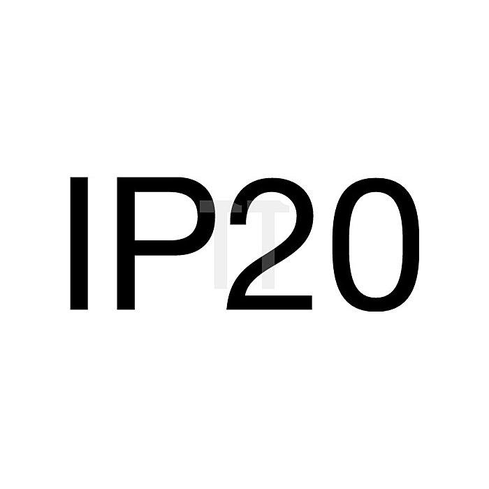 Arbeitsleuchte 20W Kabel-L.3m H05RN-F 2x1mm2 HEDI Halogen IP20/II