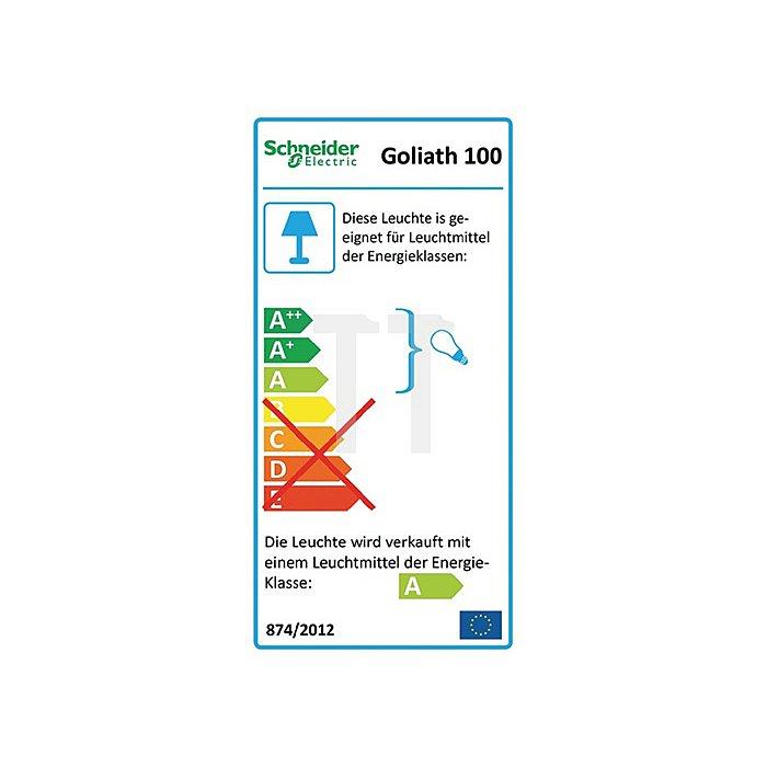 Arbeitsleuchte 230V Goliath 100 21W 8000 Betriebs-Std. Kabel-L.5m