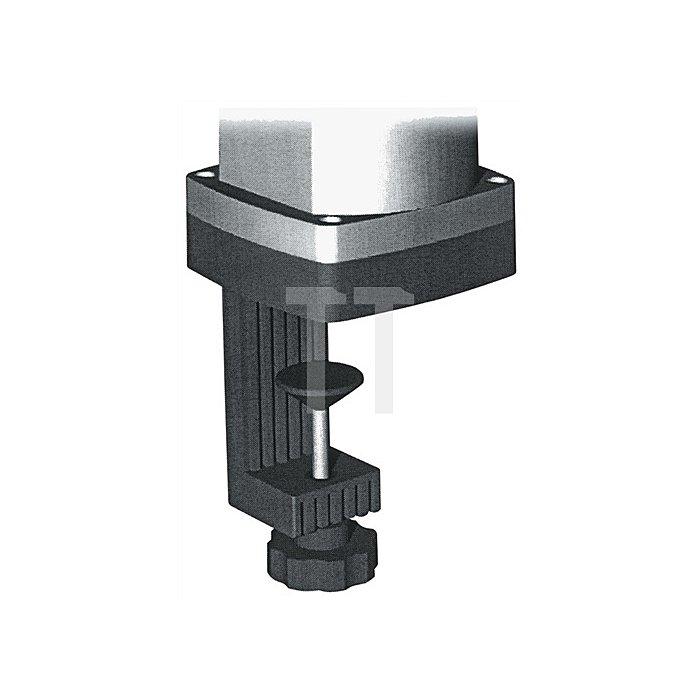 Arbeitsleuchte 50W Breitstrahler H05RN-F 2x1mm2 HEDI Halogen IP20/2