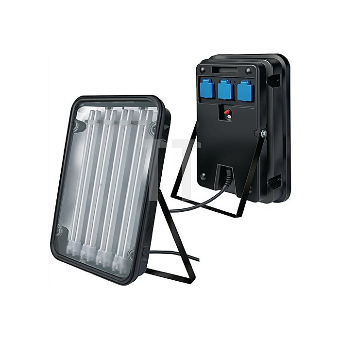 Arbeitsleuchte Power-Jet-Light 230V 4x36W Kabe-L.5m