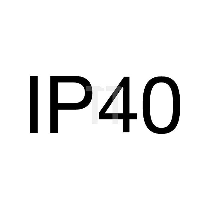 Arbeitsplatzleuchte 230 V 11 W flex. Lichthalterschlauch 700mm IP40 KALIFLEX