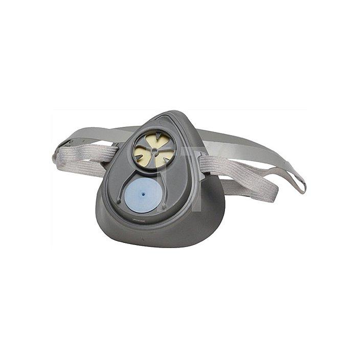 Atemschutz-Halbmaske 3200M/L o. Filter EN140:1998 3M