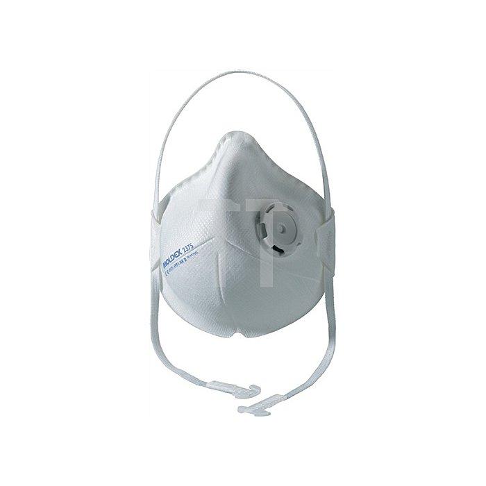 Atemschutzmaske 2375 FFP1NRD b.4xAGW-Wert MOLDEX EN149:2001+A1:2009