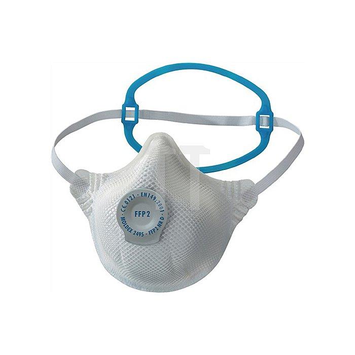 Atemschutzmaske 2495 FFP2NRD b.10xAGW-Wert MOLDEX EN149:2001+A1:2009