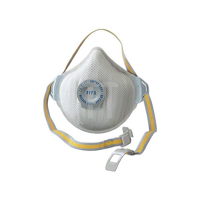 Atemschutzmaske 3505 FFP3NR b.30xAGW-Wert MOLDEX EN149:2001+A1:2009