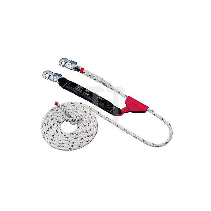 Auffanggerät MAS S 16 Seil-L.15m mitlaufend EN353-2 MAS f.Seile