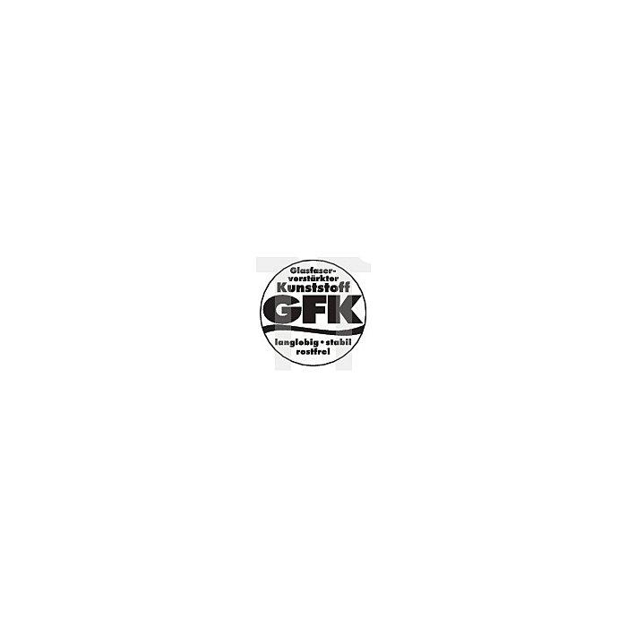 Auffangwanne a.GFK 150l Europalettenmaß L.1200xB.800xH.165mm