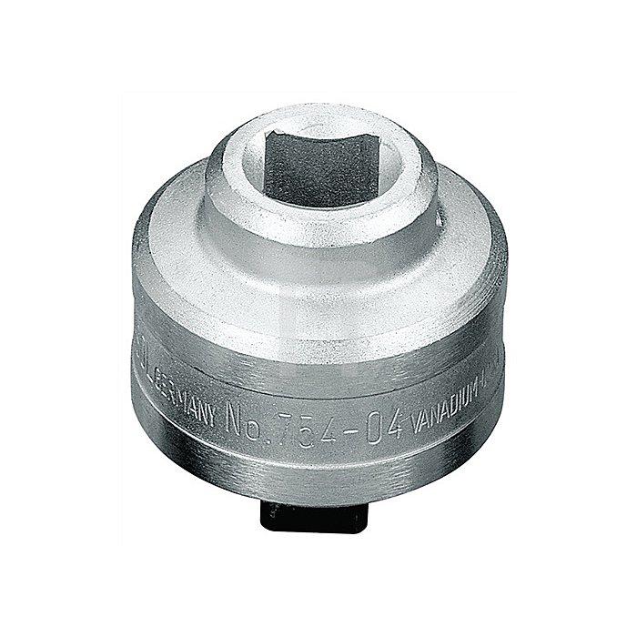 Aufsteckknarre 1/4Zoll H.21mm f.re.-Gang GEDORE