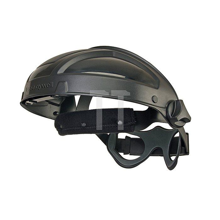 Augen- und Gesichtsschutz - Kopfschutz Turboshield schwarz - ohne Scheibe