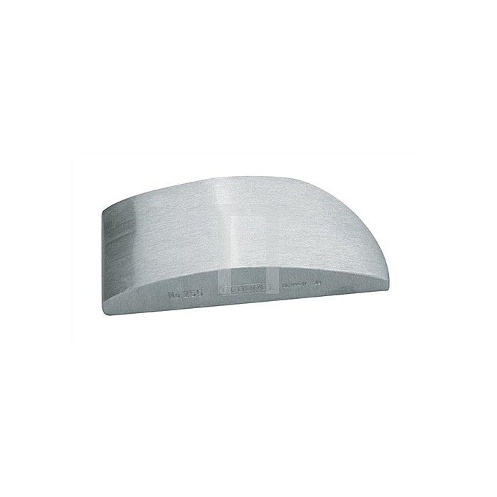 Ausbeulamboss 1050g 120x58x23mm lackiert Vergütungsstahl nach DIN/EN10083