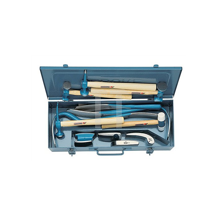 Ausbeulwerkzeugsatz 12tlg. m.Koffer