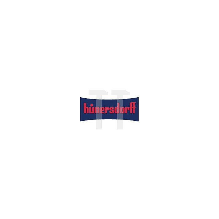 Auslaufhahn HD-PE Tüllenanschluss Innen-D.15mm/ Außen-D.19mm Breitgewinde D.22mm