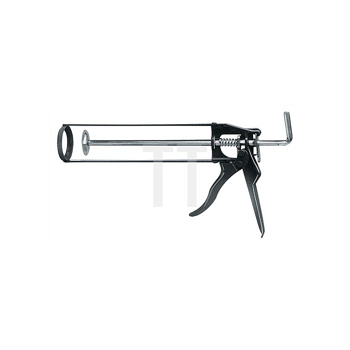 Auspresspistole m.6KT-Vorschub f.310ml Kartusche lackiert