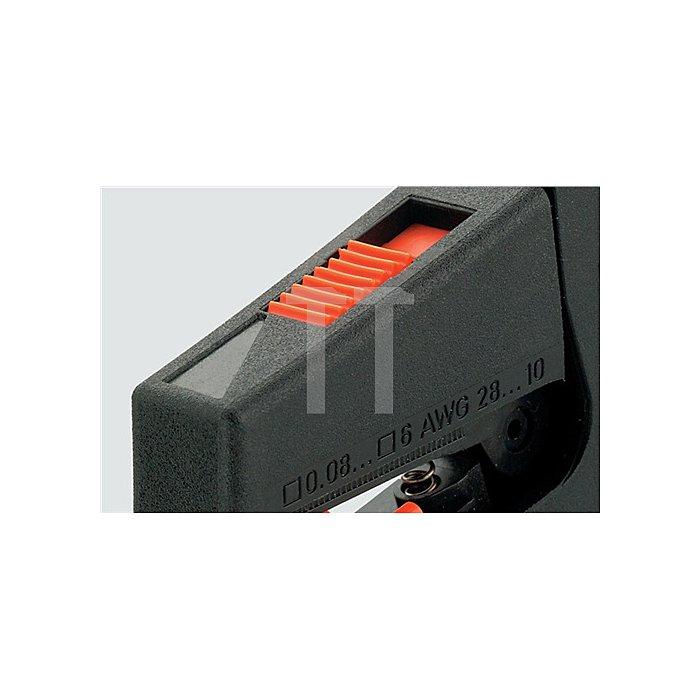 Automatikabisolierzange 6-16mm2 L.190mm WEIDMÜLLER