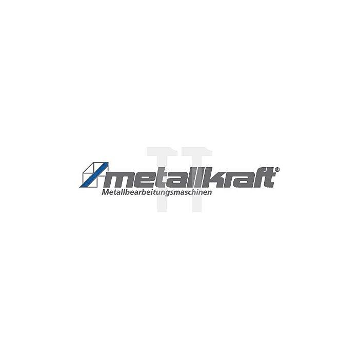 Bandschleifmaschine MBSM 75-200-2 Metallkraft 75x2000mm/3,0kW/400V/