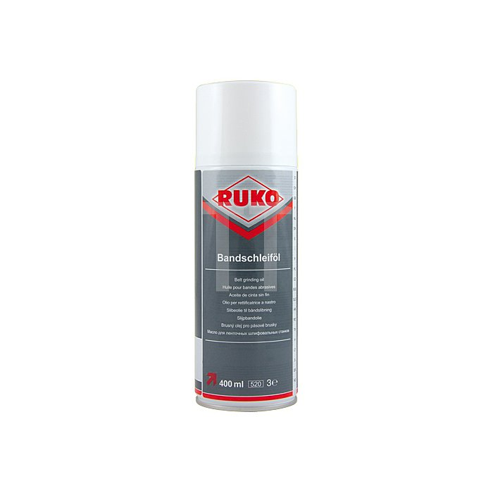 Bandschleiföl-Spraydose, 400 ml