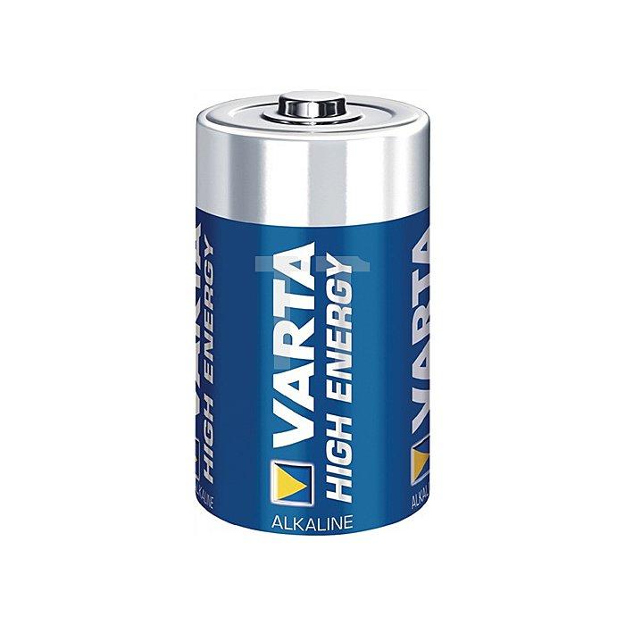 Batterie High Energy 1,5V Babyzelle 7800mAh V-ALK04914 VARTA 2St./Blister