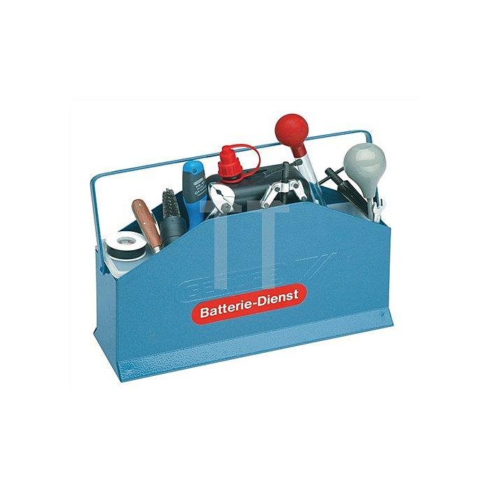 Batterie-Kasten