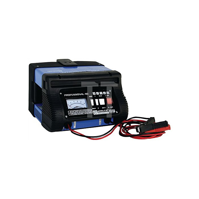 Batterie-Ladegerät Professional 40 Ladespannung 12/24 V/Ladestrom 12/32 A
