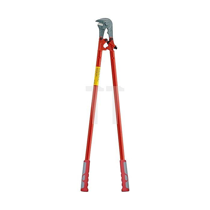 Baustahlmatten-Schneider WAGGONIT® rot lackiert 950mm