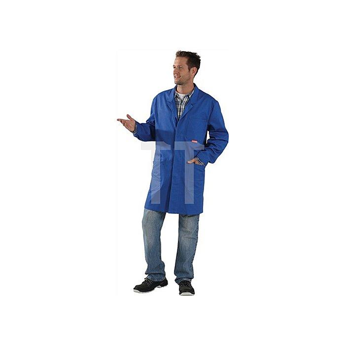 Berufsmantel BW290 Gr. 58 kornblau 100 % BW