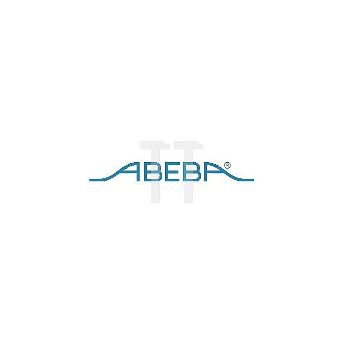 Berufsschuhe EN 20347:2012 OB Clog Gr.45 weiss Leder m.Fersenriemen Abeba