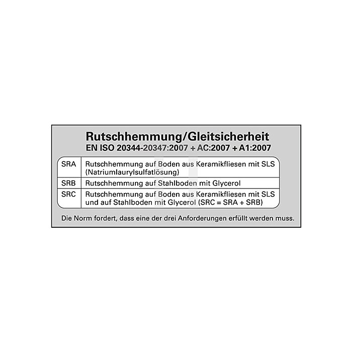 Berufsschuhe EN 20347:2012 OB Clog Gr.46 weiss Leder m.Fersenriemen Abeba