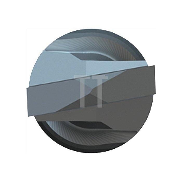 Betonbohrer 3-kant Aufnahme D.6m Arbeits.L.110mm Gesamt. L.175mm ProXtreme