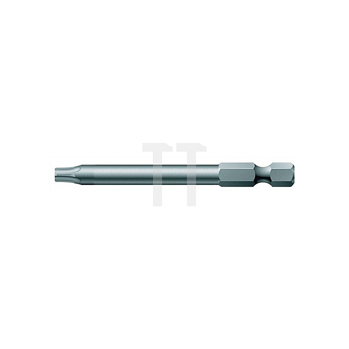 Bit TORX 15 L.89mm 1/4 Zoll 6KT D6,3 zähh. Karte m. 1 St. 867/4 Z SB