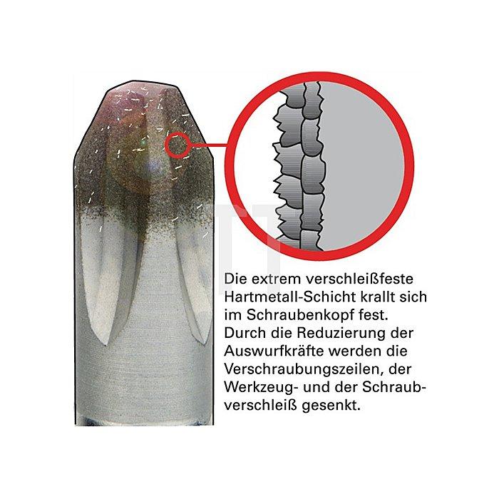 Bitsortiment 11tlg. PZD 1/2/3/TX 15/20/25/30/40 ClicFix-Schnellwechselhalter