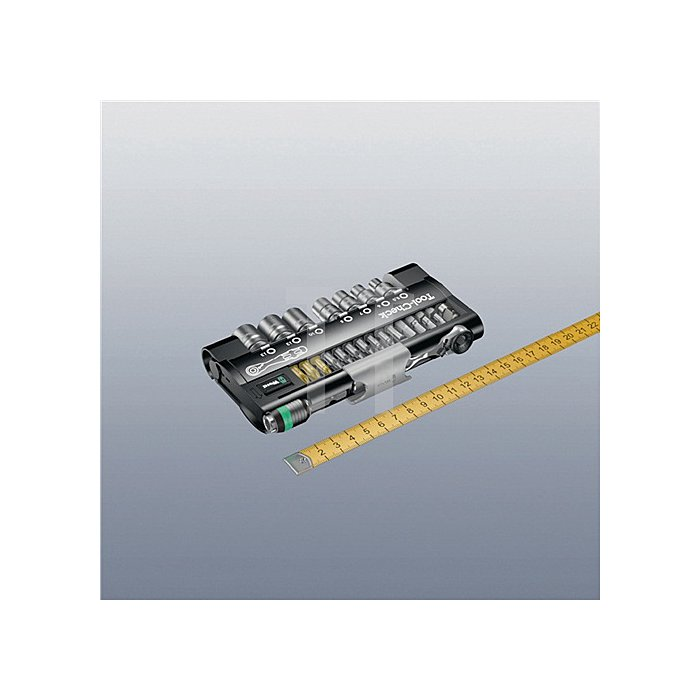 Bitsortiment 39 teilig Schlitz/PH/PZD/ 6kant/T/E/Bit-Knarre Hand- + Universalhal