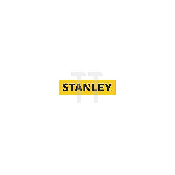 Blechschere MaxSteel Durchlauf rechts Grifffarbe grün Einhandbedienung Stanley