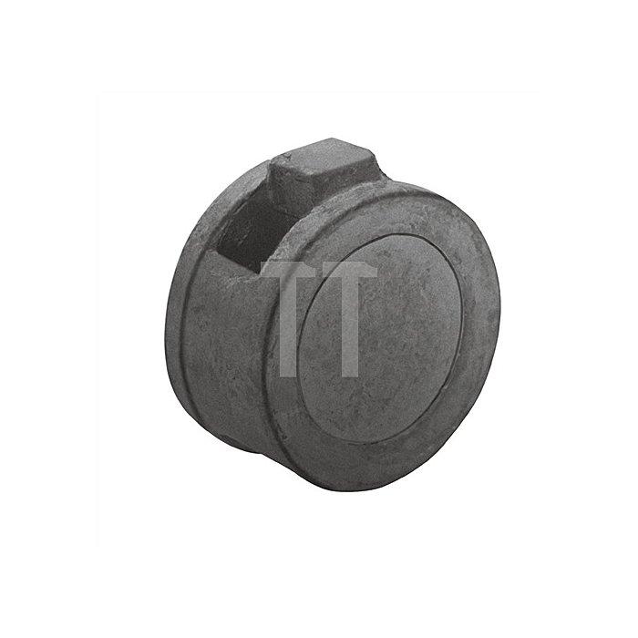 Bleiplombe D.8mm rd. 850St./kg 1kg/VE