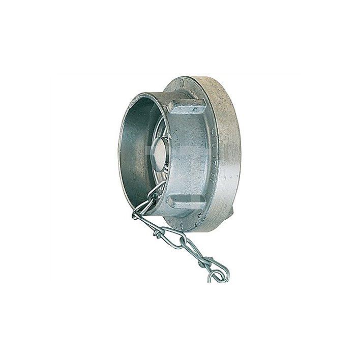 Blindkupplung C52 Leichtmetall m.Kette System Storz